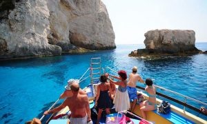 Private boat rental in Zakynthos